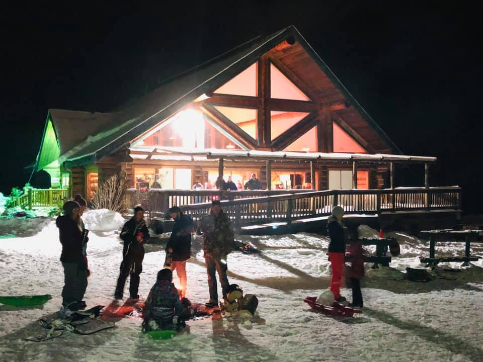 Bonfire and Tubing Party 2019