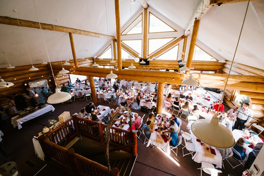 Clearwater Ski Lodge - photo by Holly Louwerse Photography