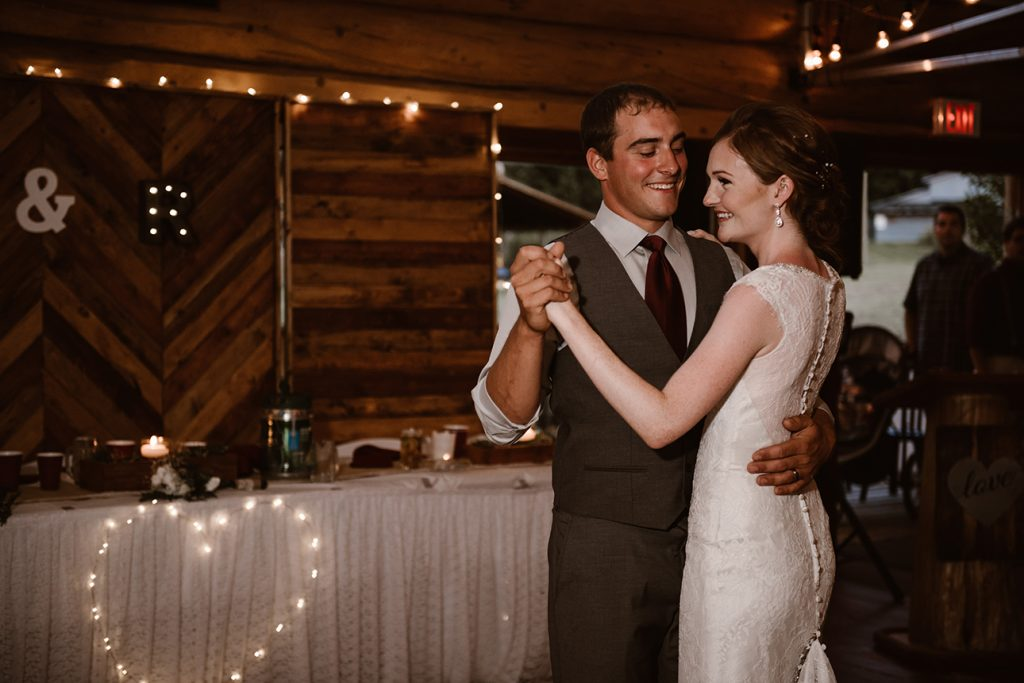 Reception -  - photo by Holly Louwerse Photography