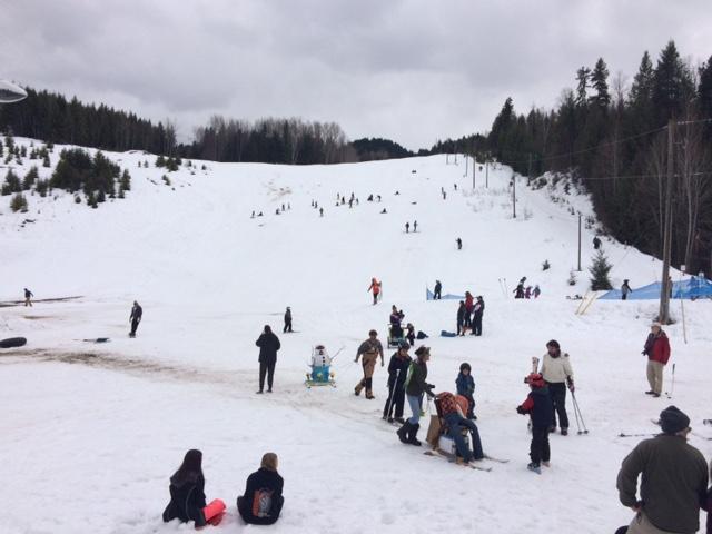 Fun Day Downhill Dummy Races 2018