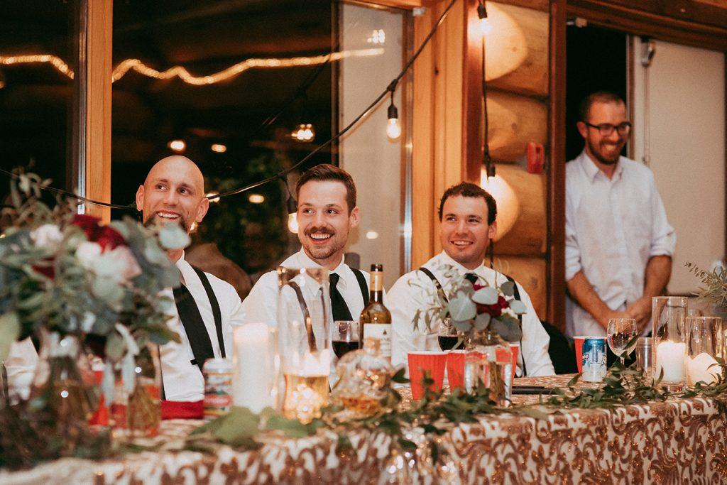 Reception - Photo Credit: Brina Debalinhard Photography